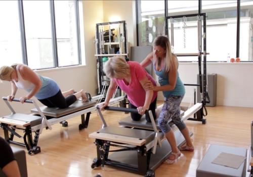 Groove your Flow with Bliss Pilates