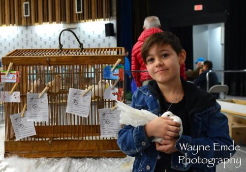 Feather Fancier Show and Antique and Collectibles Sale (51st Annual)